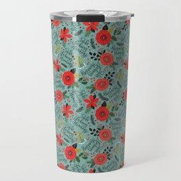 Pretty Swe*ry: Bah Fucking Humbug Travel Mug