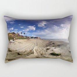 Crystal Cove Beach 360 Rectangular Pillow