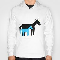 dad Hoodies featuring Thanks Dad by That's So Unicorny