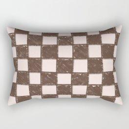 Coffee Check Rectangular Pillow