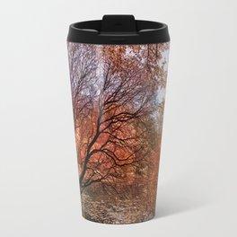 Mad colors of Autumn Travel Mug
