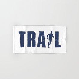 Trail Running Hand & Bath Towel