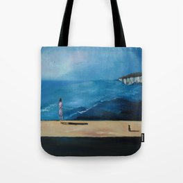 Lonely Little Planet Tote Bag