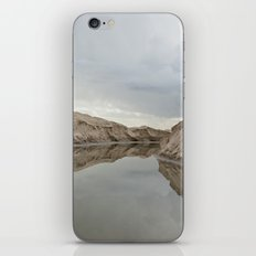 the winter storm iPhone & iPod Skin