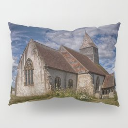 St Bartholomew Chalvington Pillow Sham