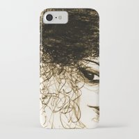 transparent iPhone & iPod Cases featuring Transparent by Sofia Karlström