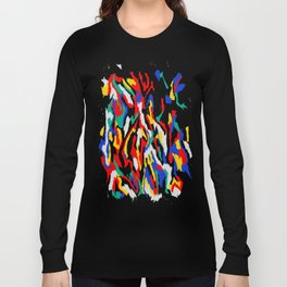 BAUHAUS CAMOUFLAGE Long Sleeve T-shirt