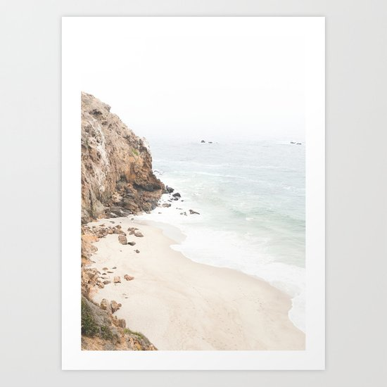 Malibu California Beach by scissorhaus