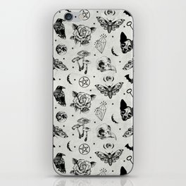 Witch Vibes iPhone Skin