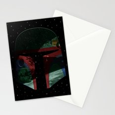 Star Explorer  Stationery Cards