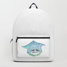 Manta ray Magic Backpack