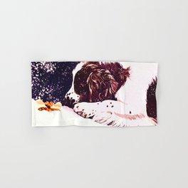 Spaniels Gift Hand & Bath Towel