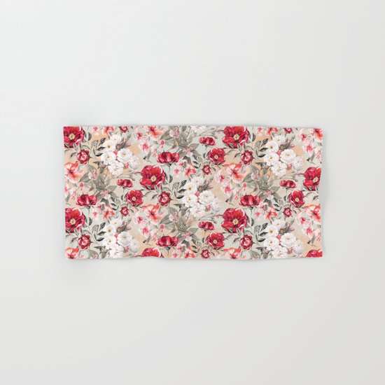 SUMMER GARDEN III Hand & Bath Towel