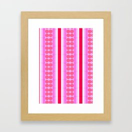Stripes-002 Framed Art Print