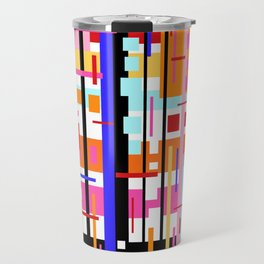 Party at Stripe's House Travel Mug