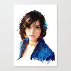 Elli Canvas Print