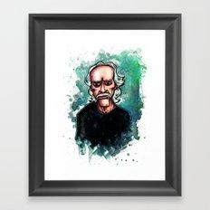 John Carpenter Framed Art Print