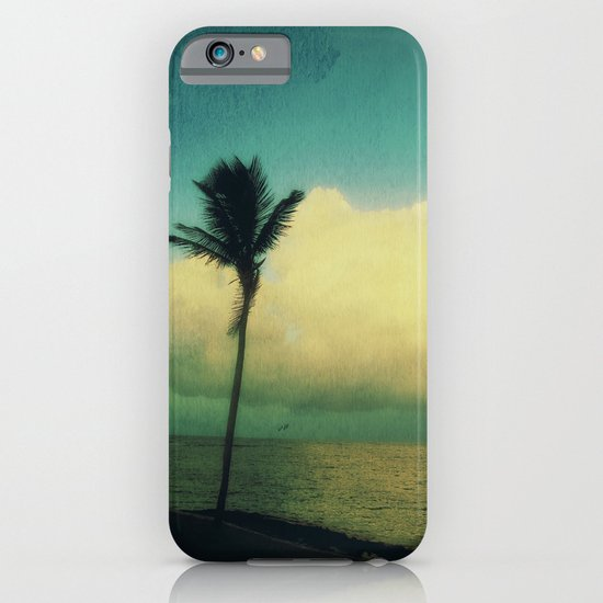 sunset solo iPhone & iPod Case