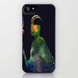 star loki iPhone Case