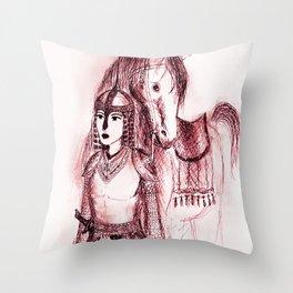 Tarkheena Throw Pillow