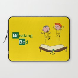 Breaking Bad (Breaking Bad Parody) Laptop Sleeve