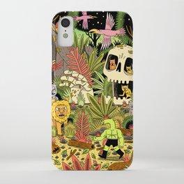 The Jungle iPhone Case