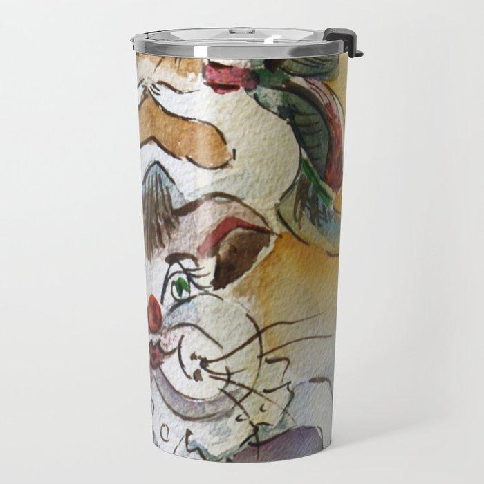 Pet Outing Travel Mug