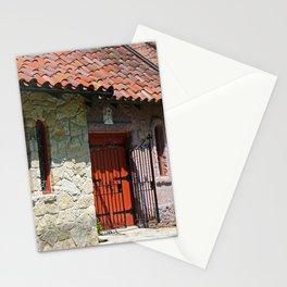 Lourdes University-  Portiuncula  Chapel Doors I Stationery Cards