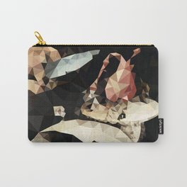 Hieronymus Bosch - Polygonal Garden of Earthly Delights Carry-All Pouch