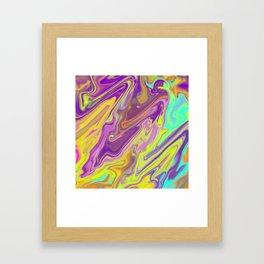 Gaspra Framed Art Print