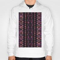 blankets Hoodies featuring Marana by FYLLAYTA, surface design,Tina Olsson