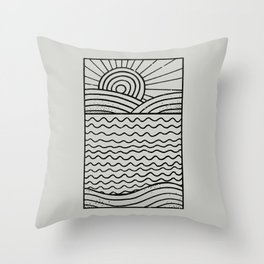 LANDL/NES Throw Pillow