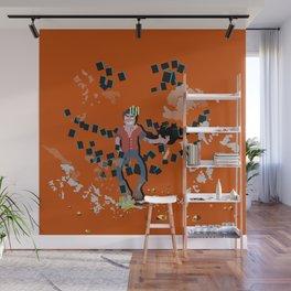 CHASING PARADISE - ALEKS HOLIDAY Wall Mural