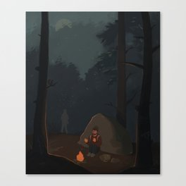 Fireflies (The Last of Us) Canvas Print