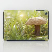 lawyer iPad Cases featuring Sparkling lights  by UtArt