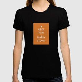 Deke Pon and Marry Stonn T-shirt