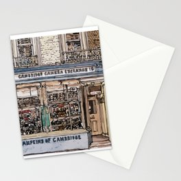 CAMPKINS Stationery Cards