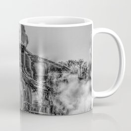 Vintage Steam Train Photo Coffee Mug