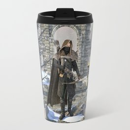 Ever Vigilant Travel Mug