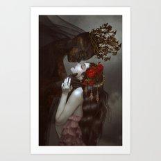 Secret Date Art Print