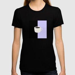 Lilac Coffee T-shirt