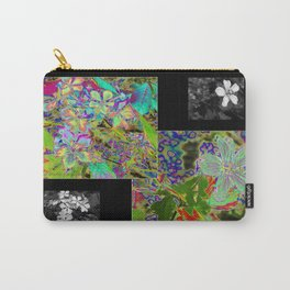 Pastel Phlox Carry-All Pouch