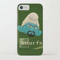 breaking bad iPhone & iPod Cases featuring Breaking Bad  by gazonula