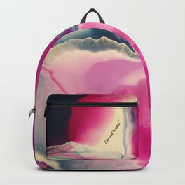 Stella - Original Abstract Painting Backpack