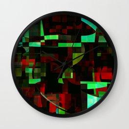 components Wall Clock