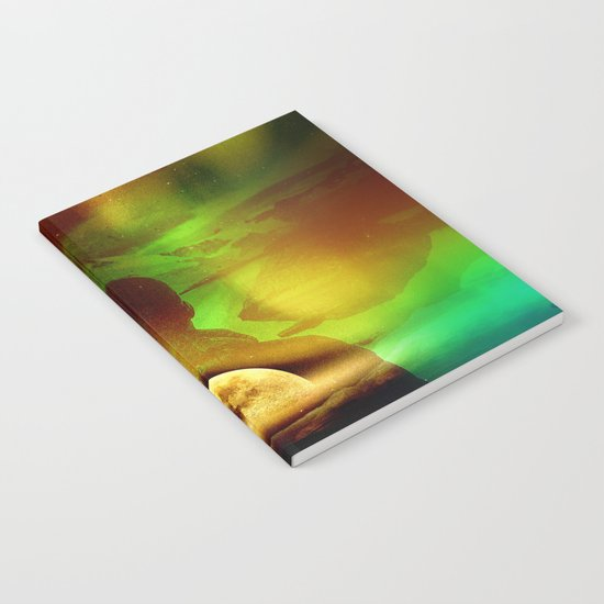 Lucid Dream of Isolation Notebook