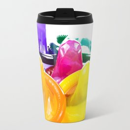 CONDOMS Travel Mug