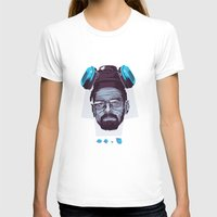breaking bad T-shirts featuring BREAKING BAD by Mike Wrobel