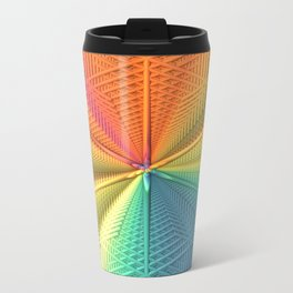 Color Centered Travel Mug