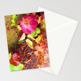 Wilted I Stationery Cards